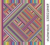 mottled seamless pattern of...   Shutterstock .eps vector #1300218469