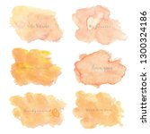 abstract watercolor background. ... | Shutterstock .eps vector #1300324186
