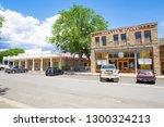 historic downtown in cimarron ... | Shutterstock . vector #1300324213