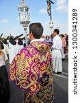 seville  spain   april 18  2014 ... | Shutterstock . vector #1300341289