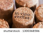 The Cork From The Wine With Th...