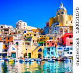 Colorful Island Of Procida ...
