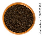 potting soil with peat in...   Shutterstock . vector #1300525936