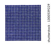 square background wall mosaic... | Shutterstock . vector #1300539229