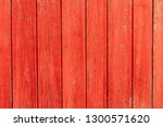 natural aged old red obsolete... | Shutterstock . vector #1300571620