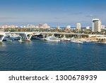 the intercoastal waterway that...   Shutterstock . vector #1300678939