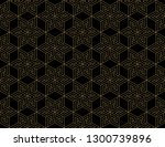 the geometric pattern with... | Shutterstock .eps vector #1300739896