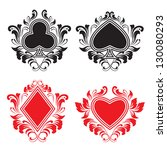 Playing Card Ornament