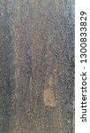 rusty metal. rust. rusty metal... | Shutterstock . vector #1300833829