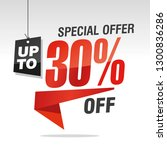 30 Percent Off Special Offer...