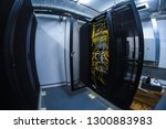 powerful server hardware | Shutterstock . vector #1300883983
