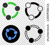 collaboration eps vector icon...   Shutterstock .eps vector #1300908616