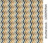 Fashion Zigzag Pattern In Retr...