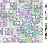 seamless pattern made up of...   Shutterstock .eps vector #1300948480