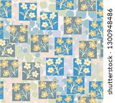 seamless pattern made up of...   Shutterstock .eps vector #1300948486