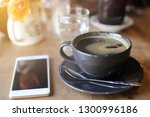 business table wood  office... | Shutterstock . vector #1300996186