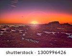 Sunset At Bird Rock  La Jolla ...