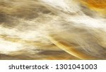 abstract colorful chaotic... | Shutterstock . vector #1301041003