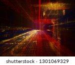 abstract background. digital... | Shutterstock . vector #1301069329