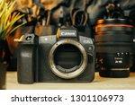 jakarta  indonesia   february 1 ... | Shutterstock . vector #1301106973