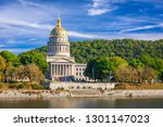 West Virginia State Capitol On...