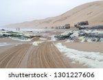 namib desert  namibia   8... | Shutterstock . vector #1301227606