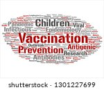 vector concept or conceptual... | Shutterstock .eps vector #1301227699
