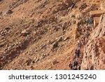 egypt  sinai peninsula ... | Shutterstock . vector #1301245240