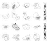 vector illustration of... | Shutterstock .eps vector #1301258983