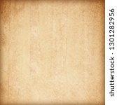 old paper texture background. | Shutterstock . vector #1301282956