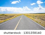 route 505 in new mexico  usa | Shutterstock . vector #1301358160