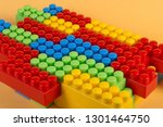 children's designer close up | Shutterstock . vector #1301464750