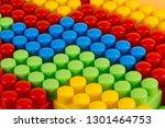 children's designer close up | Shutterstock . vector #1301464753