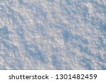 white snow cover surface... | Shutterstock . vector #1301482459