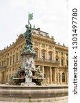 germany w rzburg   21.06.2018   ... | Shutterstock . vector #1301497780