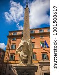 rome  italy   may 2018 ... | Shutterstock . vector #1301508619