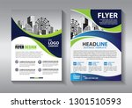 business abstract vector... | Shutterstock .eps vector #1301510593