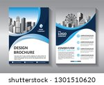 business abstract vector... | Shutterstock .eps vector #1301510620