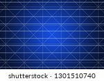 beautiful blue abstract... | Shutterstock . vector #1301510740