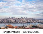 istanbul   turkey   01 20 2019  ... | Shutterstock . vector #1301522083