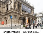 budapest hungary   may 01 2015  ... | Shutterstock . vector #1301551363