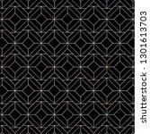 abstract modern vector pattern...   Shutterstock .eps vector #1301613703