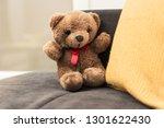 teddy bear toy   Shutterstock . vector #1301622430