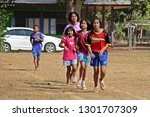 udonthani  thailand   february... | Shutterstock . vector #1301707309