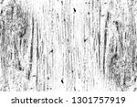 black and white grunge wood... | Shutterstock . vector #1301757919