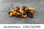 side view of a small portion of ... | Shutterstock . vector #1301762590