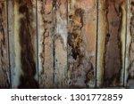 brown wooden texture flooring... | Shutterstock . vector #1301772859