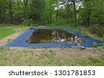 abandoned and neglected outdoor ...   Shutterstock . vector #1301781853