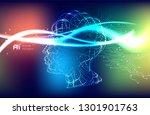 vector illustration of human...