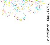 sprinkles grainy. cupcake... | Shutterstock .eps vector #1301915719